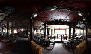 Liulangzhe Bar 360 panoramic image