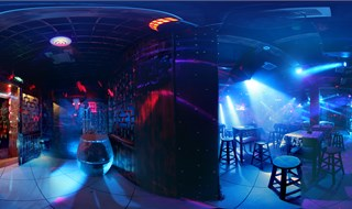 Phoenix city bar 360 virtual panorama