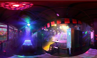 Feng Huang Myth Bar Panorama view