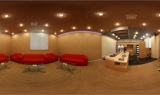 Botia Mahan Aviation College (LOUNGE) - Mahan Air - Kerman - Iran