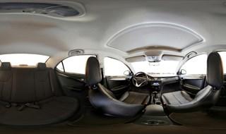 JAC j5 interior tour