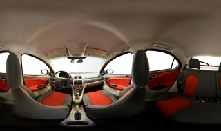 JAC tojoy interior tour