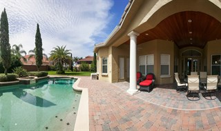 1521 Lake Whitney Drive -Pool/Backyard