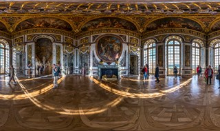 Versailles, Salon de la paix (The peace room)