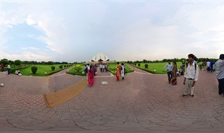 lotus temple new delhi www.lifeexpression.in