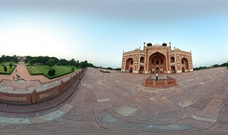 Humayu's Kella:One of the historical monument in delhi(India) captured by Life Expressions.