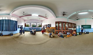 RDPS SCHOOL  music classroom  pitampura www.lifeexpression.in