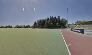 Hockey Field near entrance