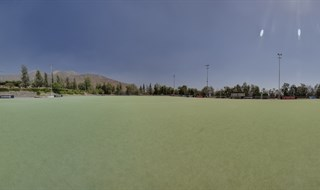 Hockey field - center