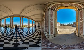 Le Grand Trianon, Versailles, Paris, France, 2014.