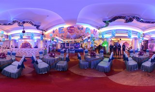cherish banquet hall 360 by www.lifeexpression.in  Ravi Sethi