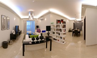 drawing room by www.lifeexpression.in ---Ravisethi