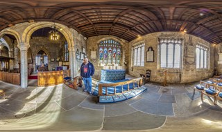 Hatfield Church - 1