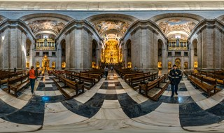 Royal Basilica of the Monastery of El Escorial
