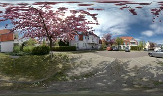 Spring in Cottbus - Germany