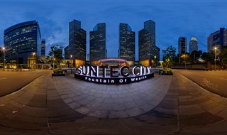 Suntec Fountain of Wealth, Singapore.