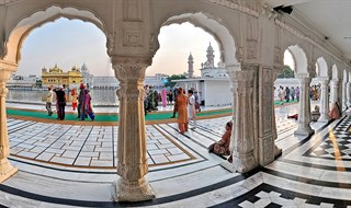 golden temple 360 by ravi sethi