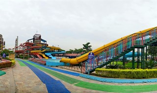 jurasik water park by www.360virtualtour.in (Ravi Sethi }