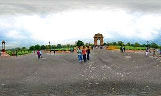 india gate 360by ravi sethi (360virtualtour.in)