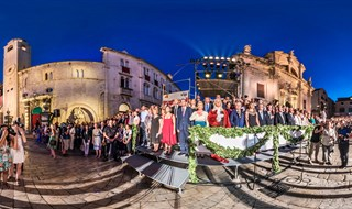 Opening ceremony of the 66th Dubrovnik Summer Festival