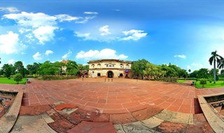 Safdarjung's Keela: One of the historical monument in delhi(India) 360by ravi sethi  www.360virtualt