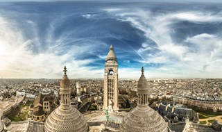 View from Sacre Coeur Dome
