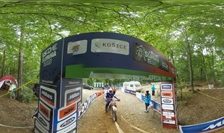 first day / ISDE 2015 KOSICE / 210 GIERTL Marek