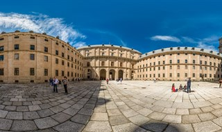 The Royal Site of San Lorenzo de El Escorial, San Lorenzo de El Escorial, 2015.