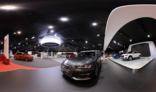 Motor Show 2016 - Volkswagen Group