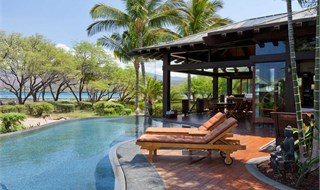 Beautiful oceanfront home - Puako Hawaii