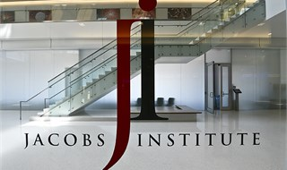 Jacobs Institute - Buffalo - Lobby