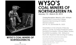 WYSO'S Coal Miners of Northeastern Pa