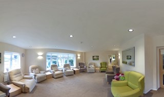 Day Therapy Lounge, St Clare Hospice