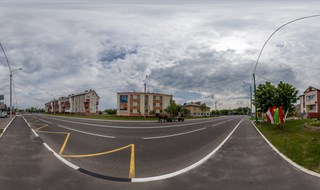 г. Ельск Гомельской области Беларуси. the city of Yelsk in the Gomel region of Belarus.