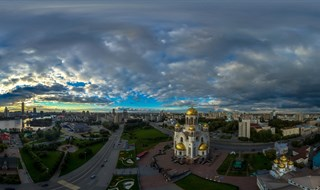 The Church on the Blood, Yekaterinburg