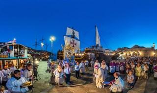 The Feast of the Assumption of the Blessed Virgin Mary, Dubrovnik, 2016.