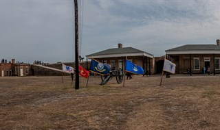 Fort Clinch, Amelia Island, FL