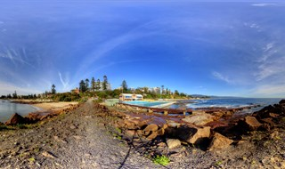 Wollongong Beach NSW Australia