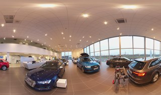 Audi De Waal Showroom 1