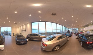 Audi De Waal Showroom 2