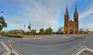 Church South Australia 360 by 360panoramic SA