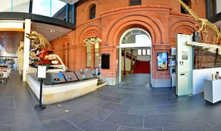 Museum Adelaide south Australia 360 by panoramic SA
