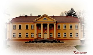 Palace in Kopaszewo (Poland)