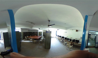 ISTAR  Library - Study Hall and Internet Room