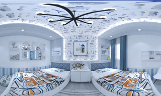 Kids Room designed by Ahmed sarhan - 01014702005