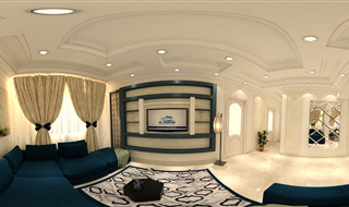 Modern Livingroom - Designed by Ahmed Sarhan 01014702005