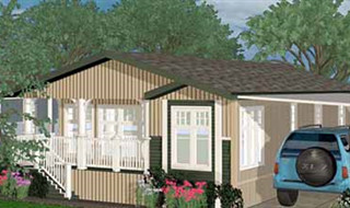 3D Mobile Home Virtual Tour