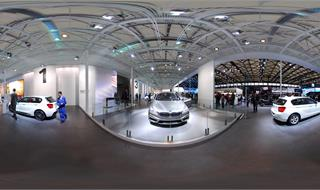 Shanghai International Automobile Industry Exhibit