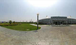 360 panorama tour of Shanghai Agricultural Science
