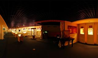 360 degree panorama of Geological Science Museum